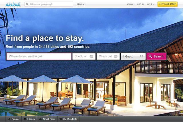 airbnb pretraga