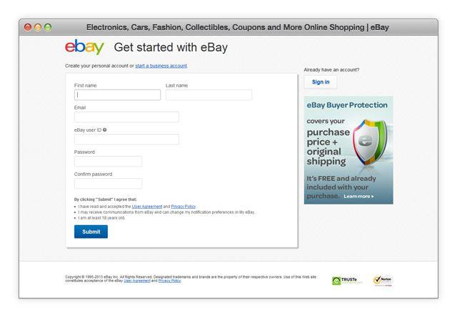 eBay podaci