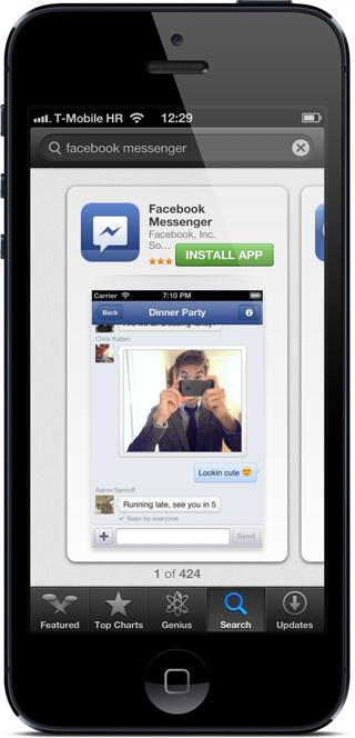 App store install
