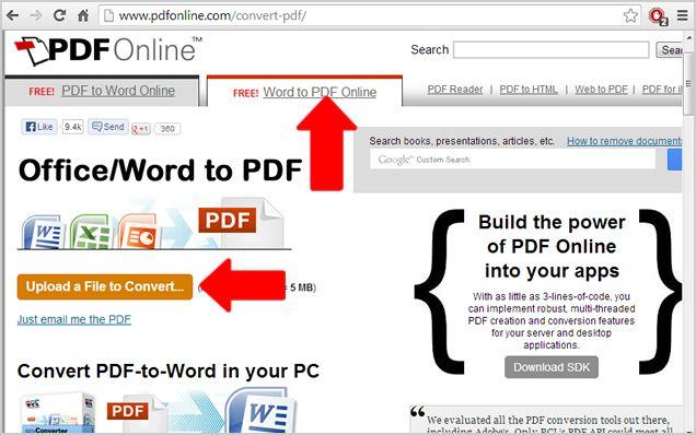 Kako prebaciti pdf u word forum
