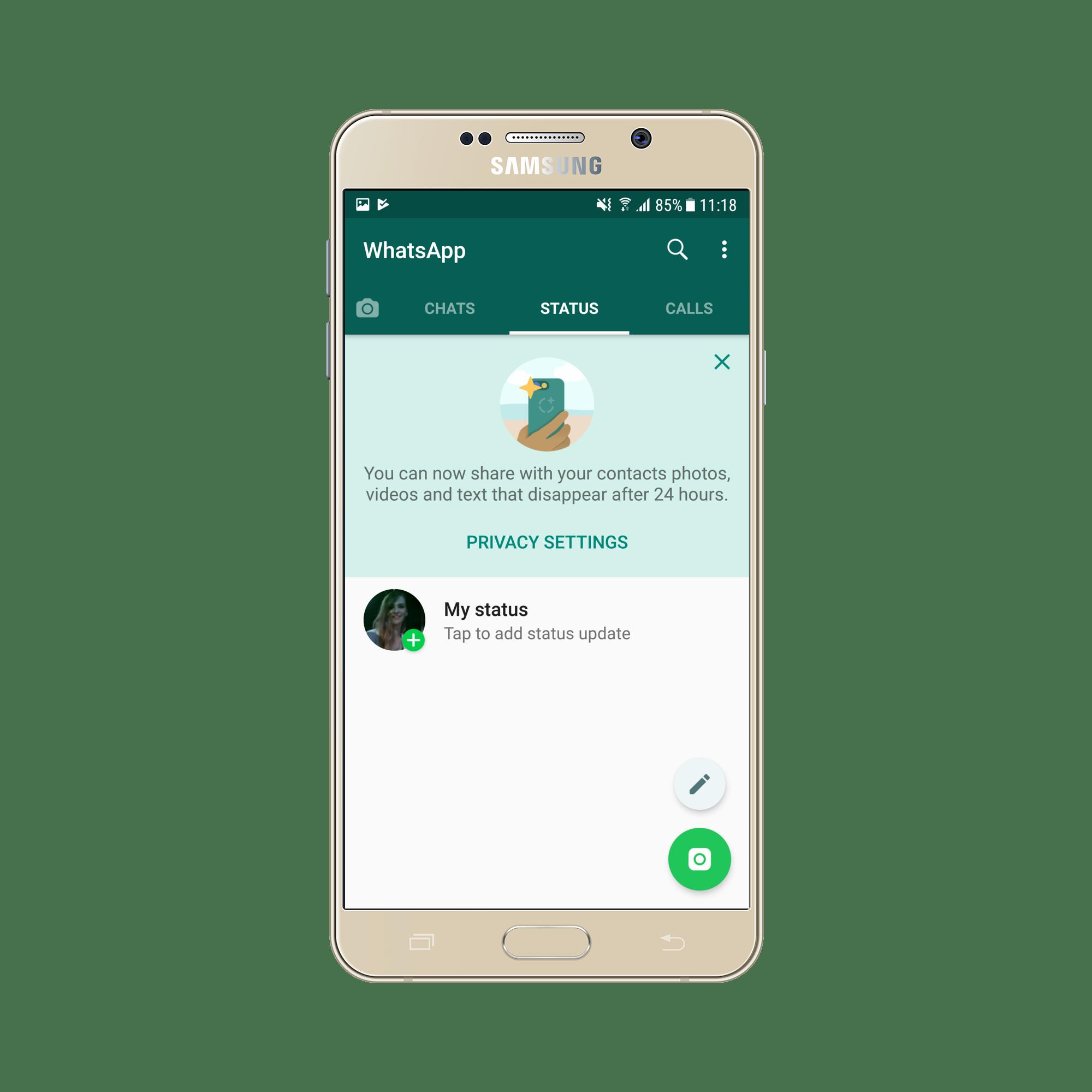 Ovaj Android Upravitelj će pokrenuti sinkronizaciju kontakata u Gmail za Android.