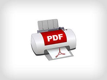 Kako spremiti dokument u PDF format?