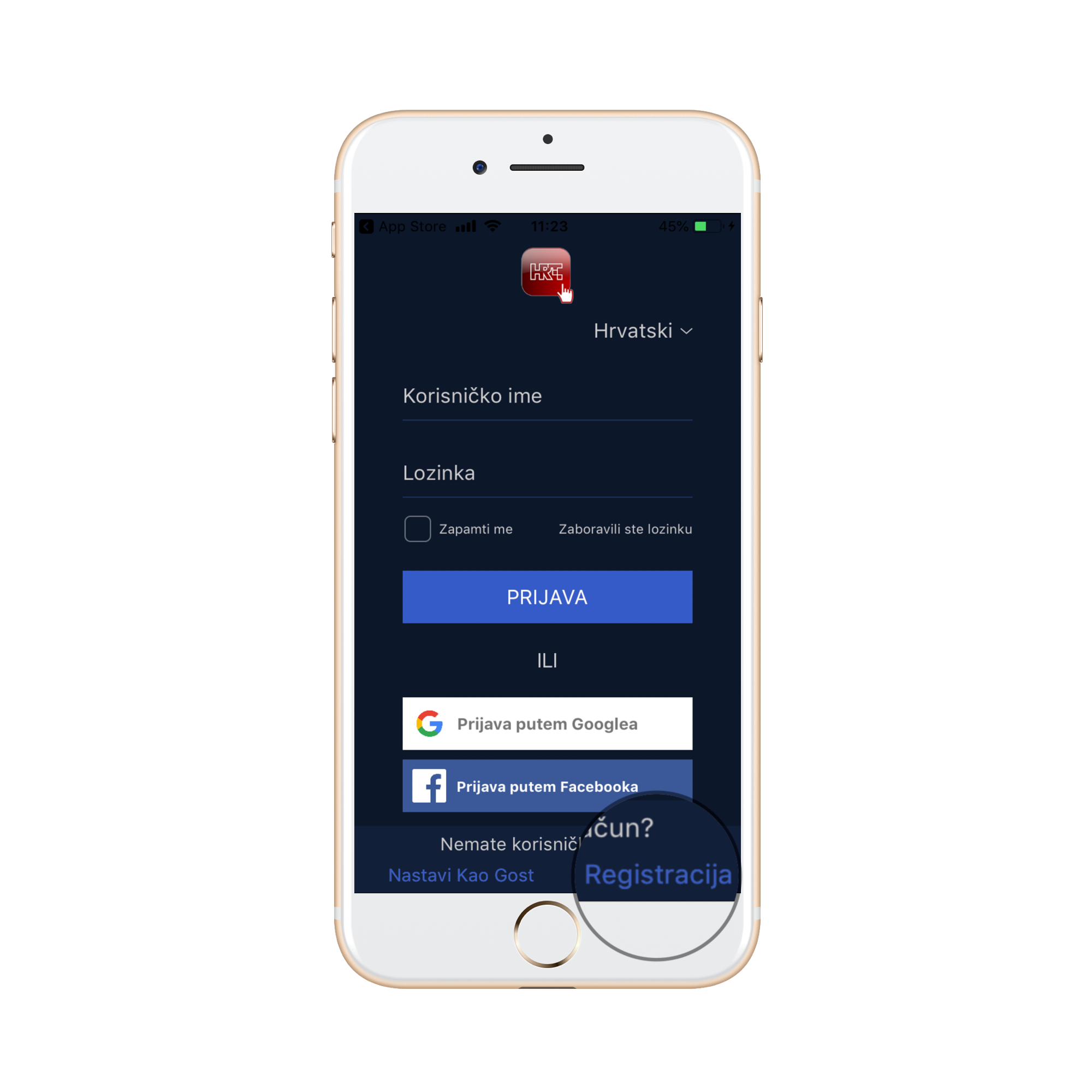 primjerice internetska korisnička imena mobilna aplikacija za upoznavanje kupina