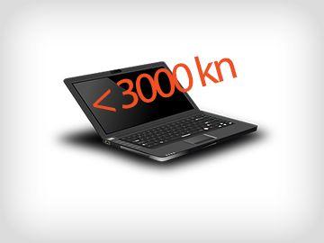 Koji laptop kupiti do 3000 kn?