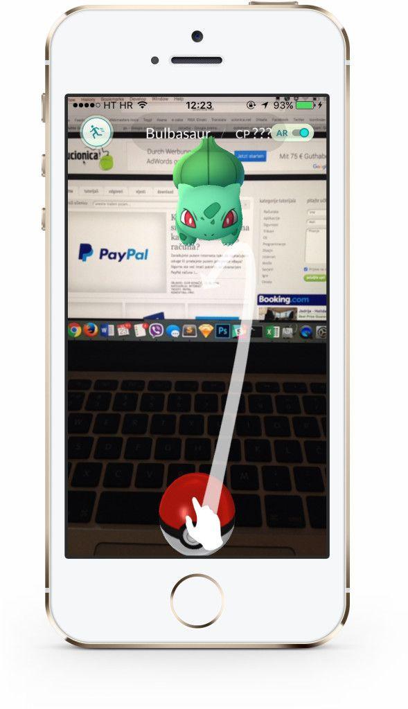 Pokémon GO igra