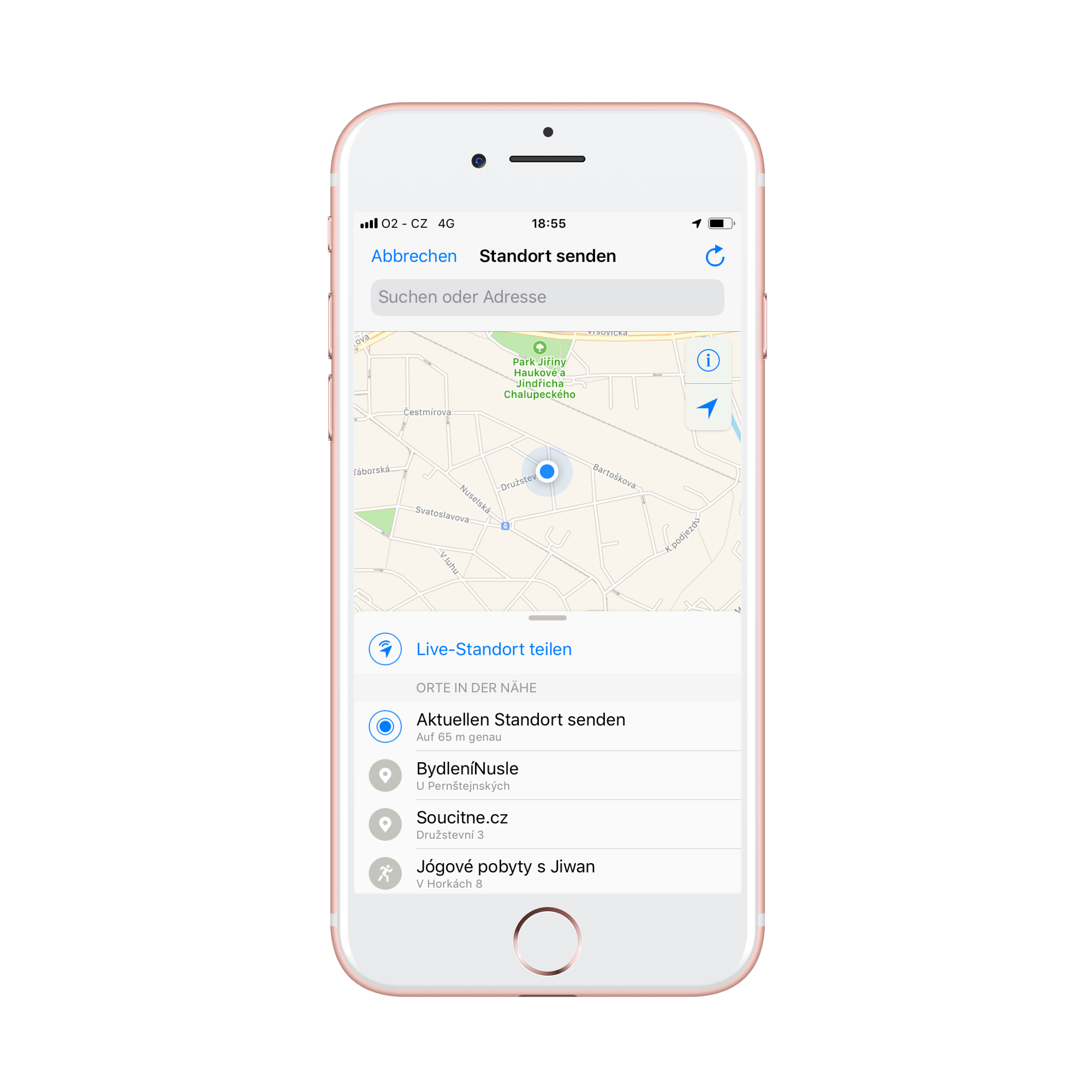 Whatsapp Live Standort So Teilen Sie Ihren Standort