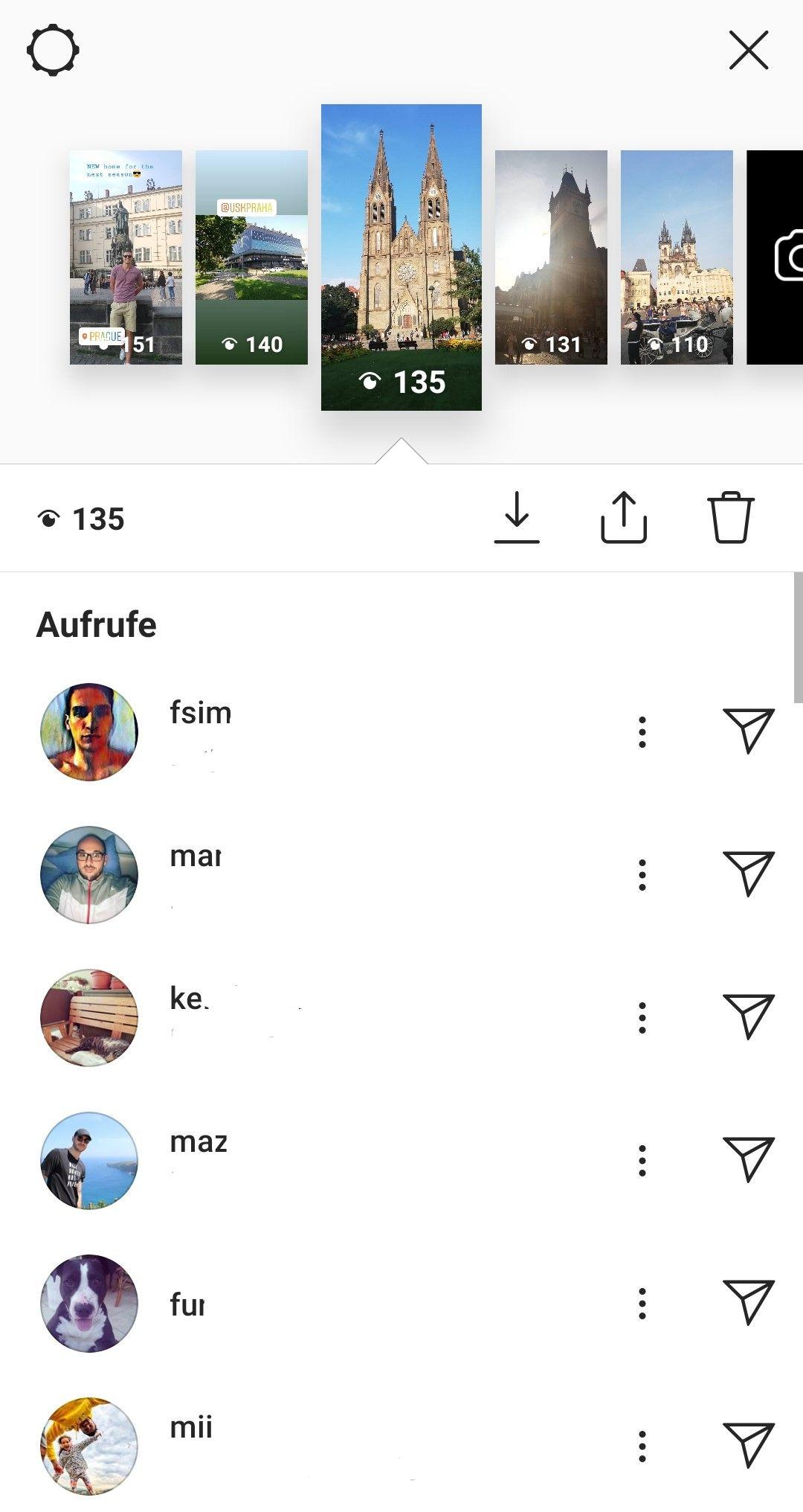 War story instagram profil wer sehen auf Facebook: Profilbesucher