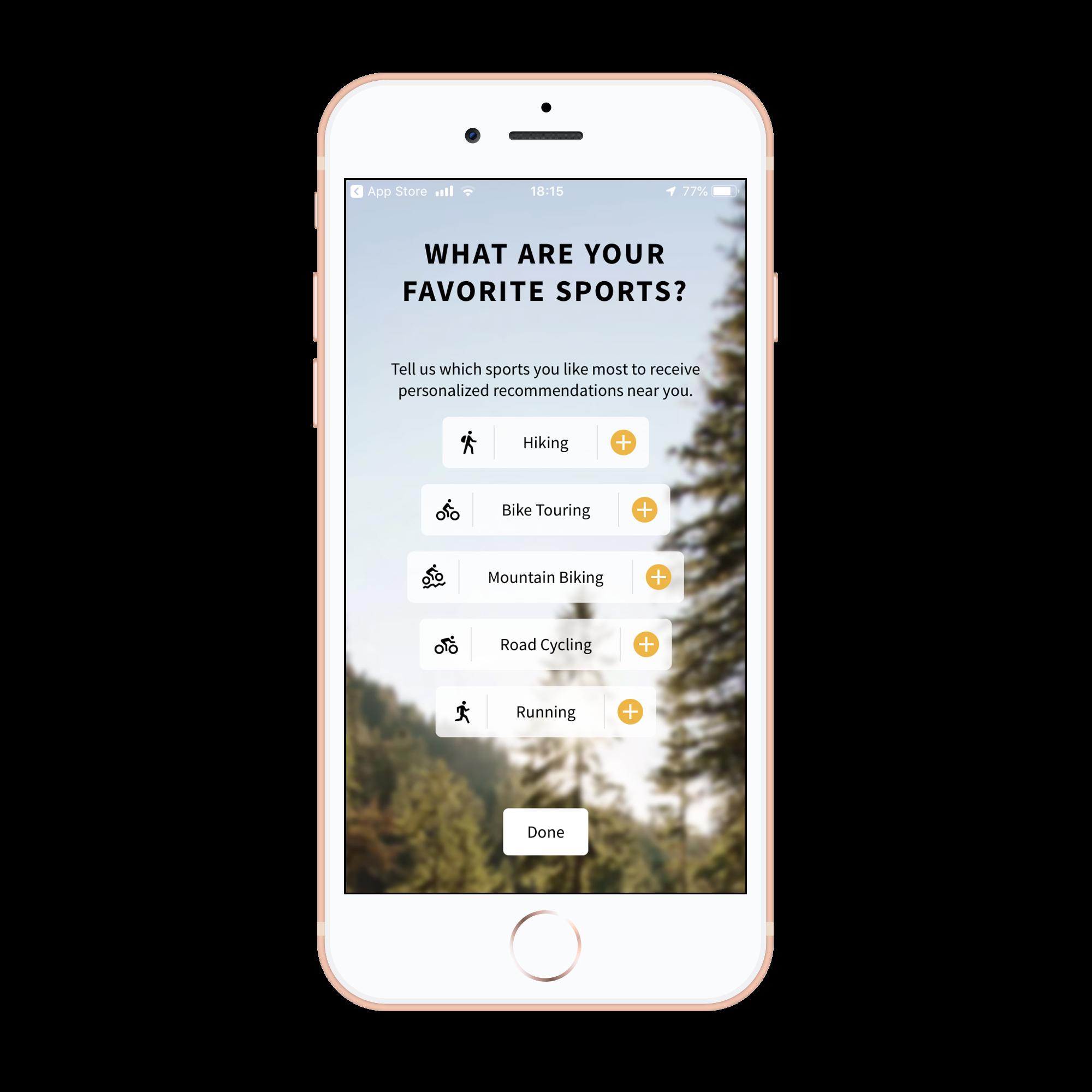 Usluge lociranja aplikacija